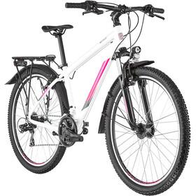 "Serious Rockville Street 27,5"" Adolescents, white/pink"